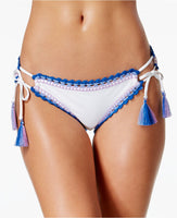 Becca Scenic Route Side-Tie Cheeky H White S