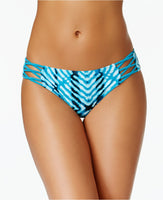 Hula Honey After Shock Tie-Dyed Strappy B Parisian Blue S