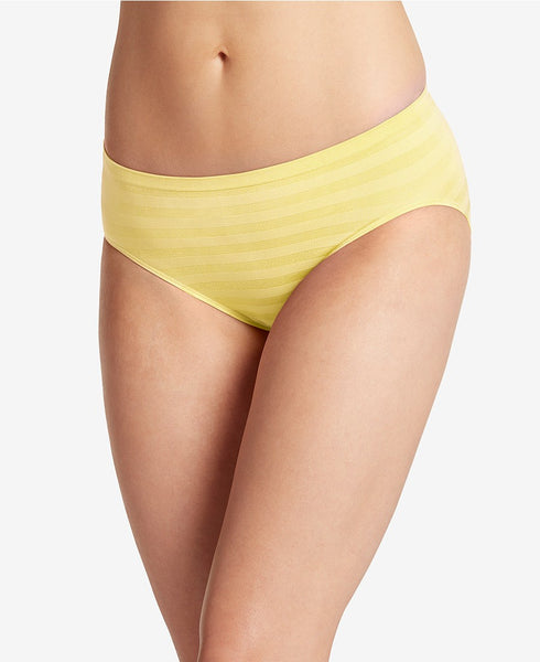 Jockey Comfies Matte and Shine High C Crystal Yellow 5
