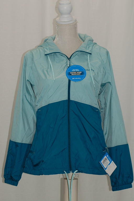Columbia Oyanta Trail Insulated Puffer Blue Heron S