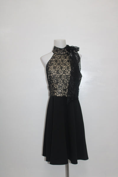 Style & Co Flare-Sleeve Contrast-Border Sweater (Midnight Iris, XL)