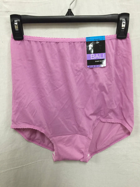 Bali Skimp Skamp Brief 2633 Soft Berry Pink 9