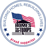 Homes for our troops foundation Tactilian