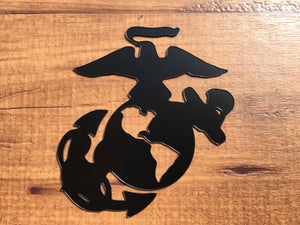 Marine Corps logo magnet for vehicles