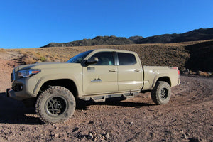 toyota tacoma magnet american flag and mountains