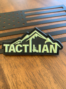 Tactilian glow in the dark patch