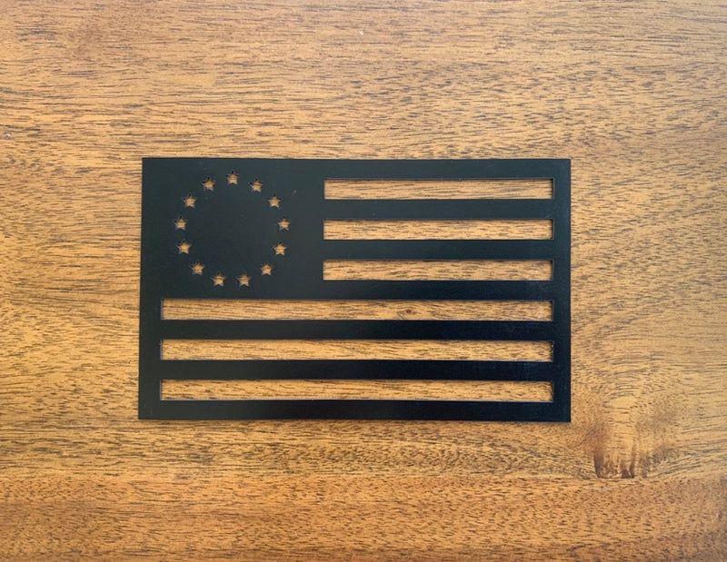 Betsy Ross Flag Magnet (Limited Edition)