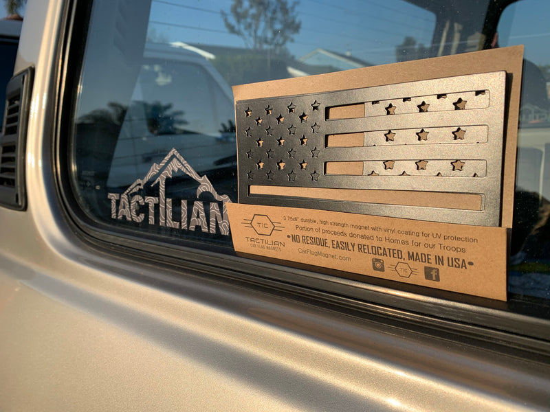 Tactilian sticker (Die cut vinyl)