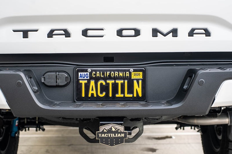 Tactilian Trailer Hitch Cover