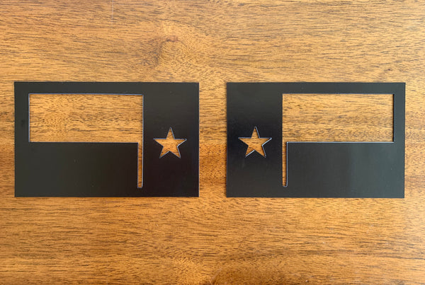 Texas State Flag Magnet