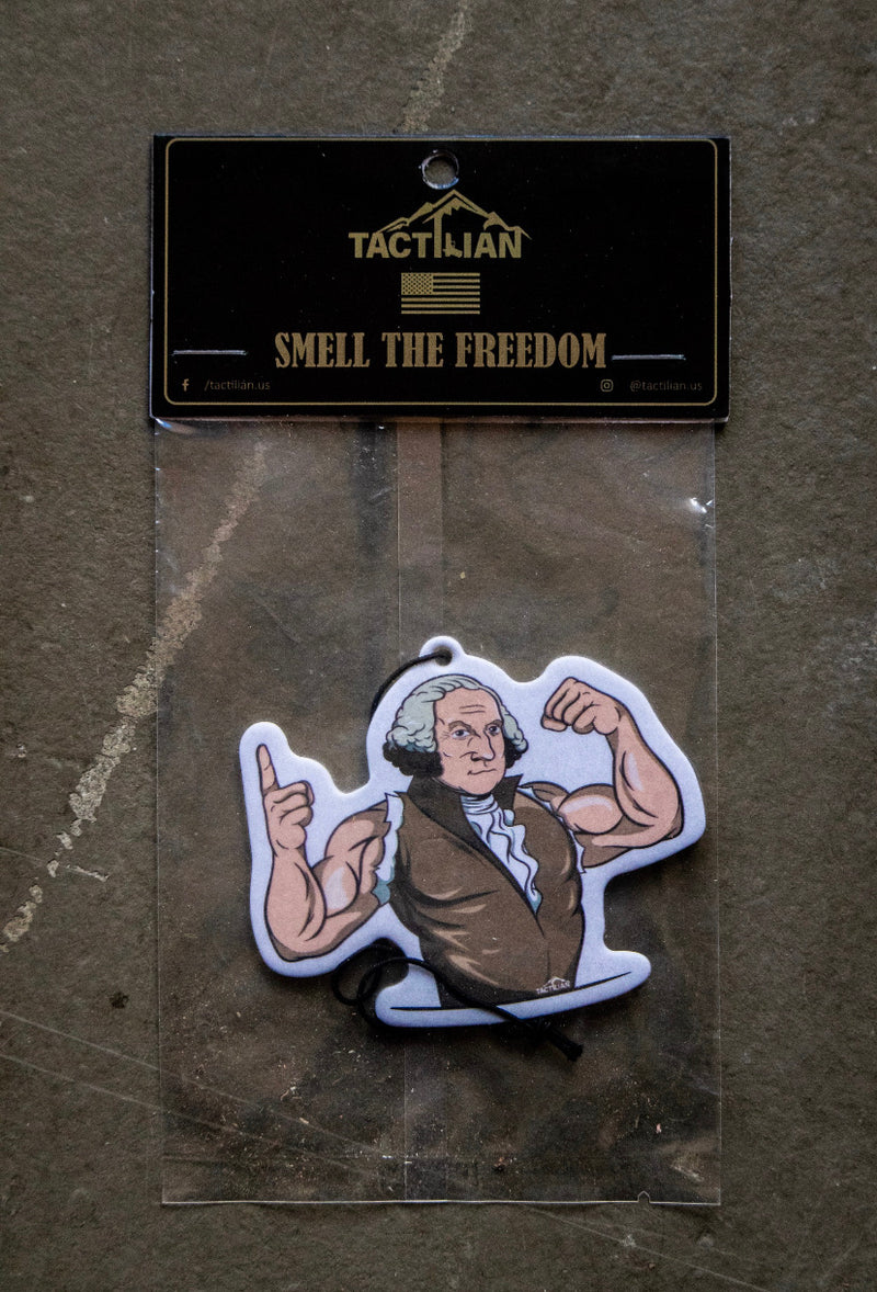"""Smell the Freedom"" Air Freshener Set (Three Pack)"