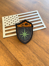 Compass Topography Thread Patch