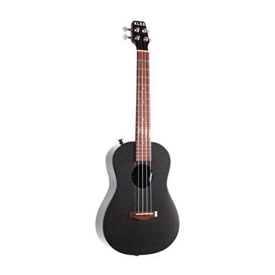 KLOS Carbon Fiber Acoustic Electric Ukulele - B Stock