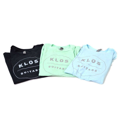 KLOS T-SHIRT - Women - KLOS carbon fiber travel guitars and ukuleles