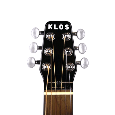 KLOS Carbon Fiber Acoustic Guitar - Full Size - KLOS Guitars