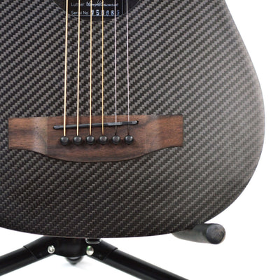 KLOS Deluxe Acoustic Electric Travel Guitar - KLOS carbon fiber travel guitars and ukuleles