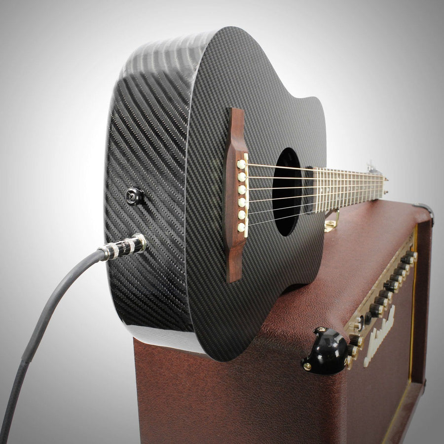 KLOS Carbon Fiber Acoustic Electric Guitar