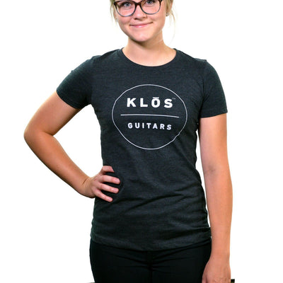 KLOS T-SHIRT - Women - KLOS Guitars