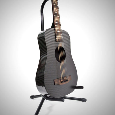 KLOS Deluxe Acoustic Electric Guitar - KLOS carbon fiber travel guitars and ukuleles
