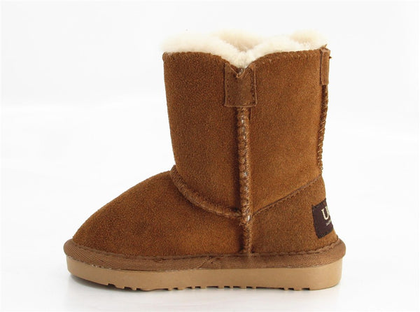 24bb2a91c66a Kids One Button UGG Boots - UGG CHANNEL