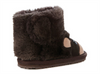 EMU Baby Boots - BROWN BEAR