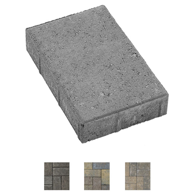 TRIPLE HOLLAND PAVER CONCRETE PAVER