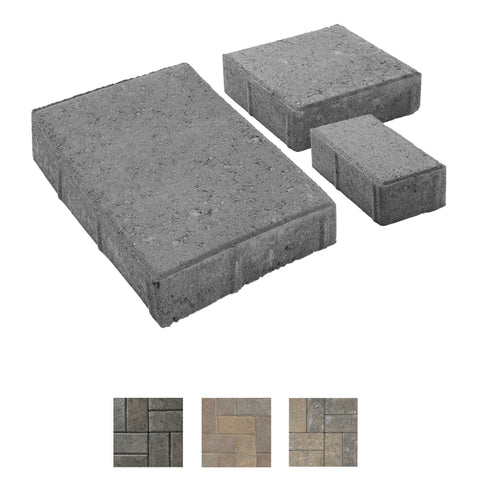CARBON GRAY MATTE GLAZED SLIMBRICK® THIN BRICK TILE