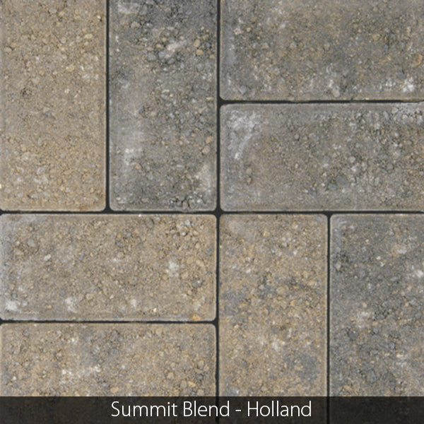 TRIPLE HOLLAND PAVER