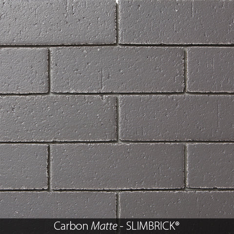 COBALT BLUE GLAZED SLIMBRICK® THIN BRICK TILE
