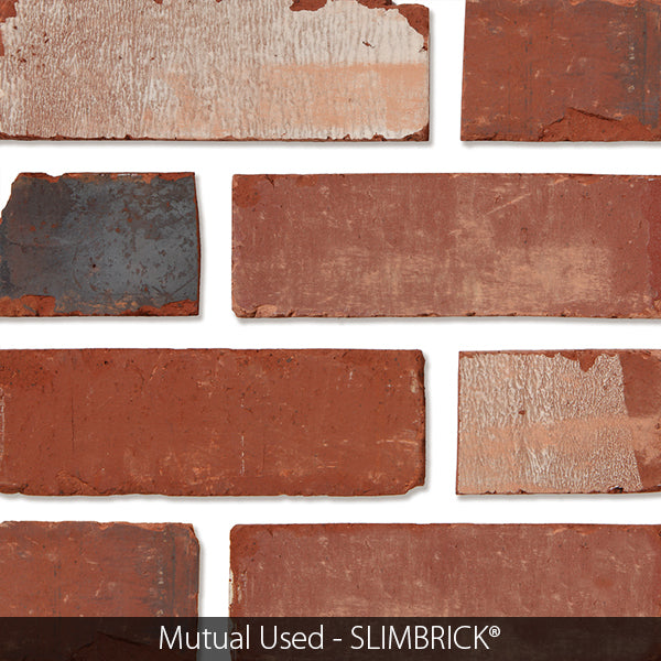 MUTUAL USED CRAFTSMAN SLIMBRICK® THIN BRICK TILE
