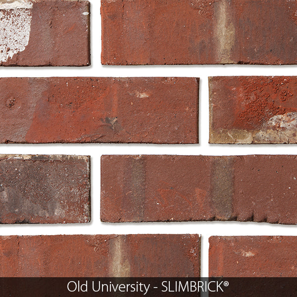 OLD UNIVERSITY CRAFTSMAN SLIMBRICK® THIN BRICK TILE