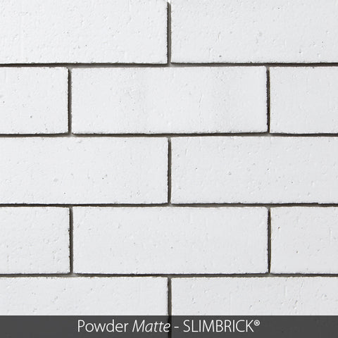 SHADOW GLOSS GLAZED SLIMBRICK® THIN BRICK TILE
