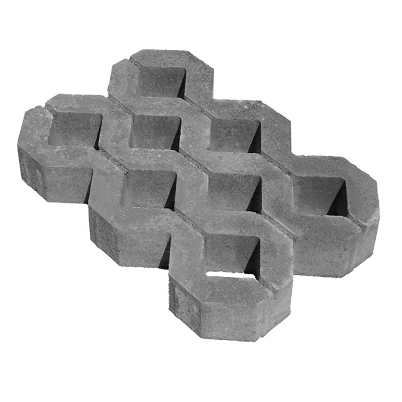 TURFSTONE GRAY PERMEABLE PAVER