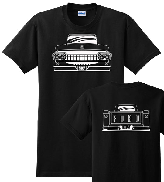 1958 Ford Pickup T-Shirt