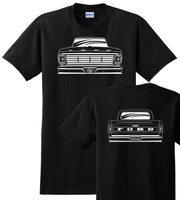 1967 Ford Pickup T-Shirt