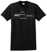 1948-52 Ford Truck T-Shirt