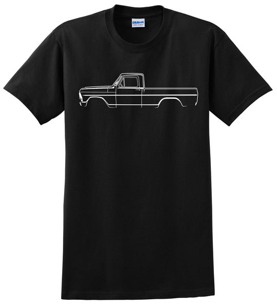 1967-72 Ford Truck T-Shirt