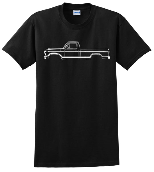 1973-79 Ford Truck T-Shirt