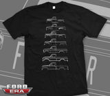 1948-1986 F-Series Evolution T-Shirt