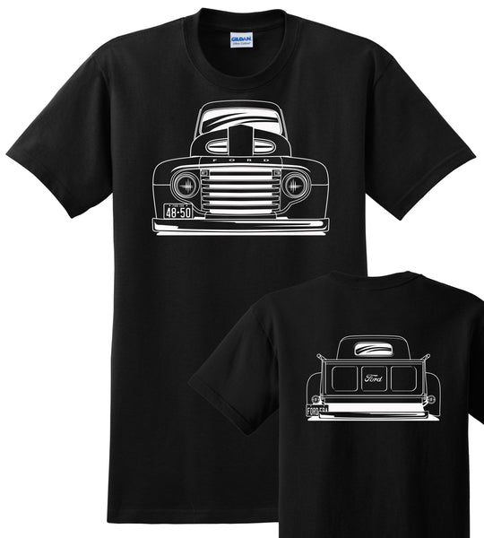 1948-50 Ford Pickup T-Shirt