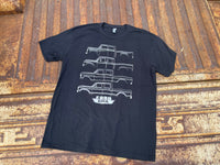 Evolution of Crew Cab T-Shirt | Free Shipping!