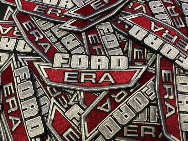 Ford Era Patch Iron On