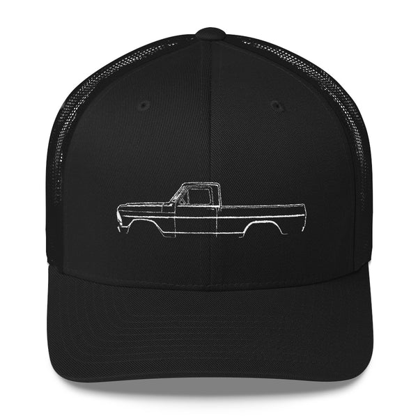 1967-72 F-Series Side View Trucker Cap