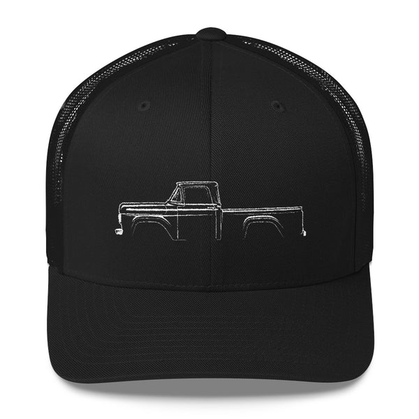 1957-60 F-Series Side View Trucker Cap