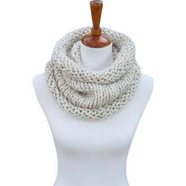 The Birch Cowl - Oatmeal