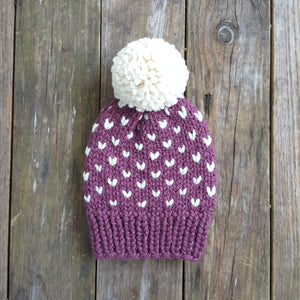 The Fairbanks Beanie - Fig