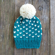 The Fairbanks Beanie - Peacock
