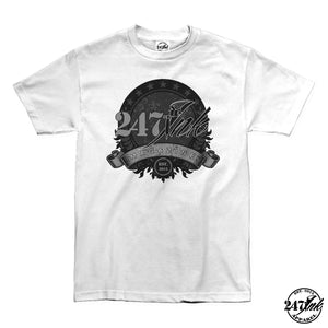 "247 Ink Magazine ""Crest"" Shirt"
