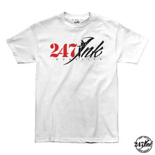 "247 Ink Magazine ""Horizontal Logo"" Shirt"