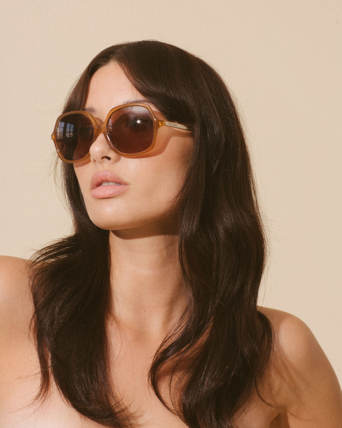 Velvet Canyon Sunglasses Lucky Sevens ToffeeVelvet Canyon 70s vintage inspired sunglasses, Lucky Sevens Toffee